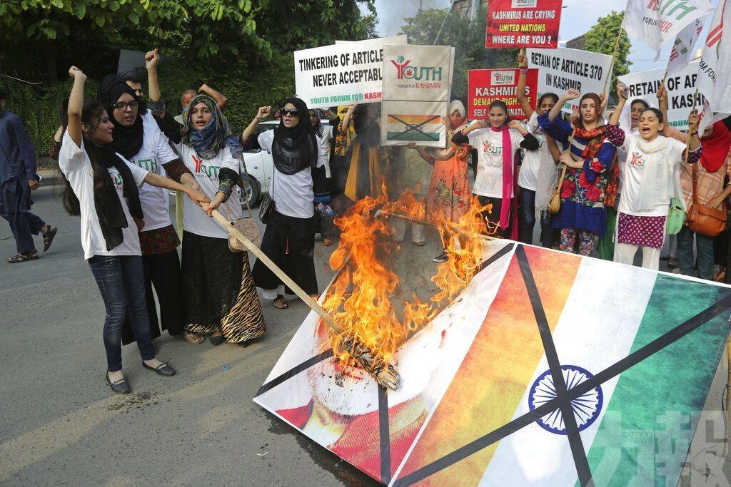 驅逐印度大使