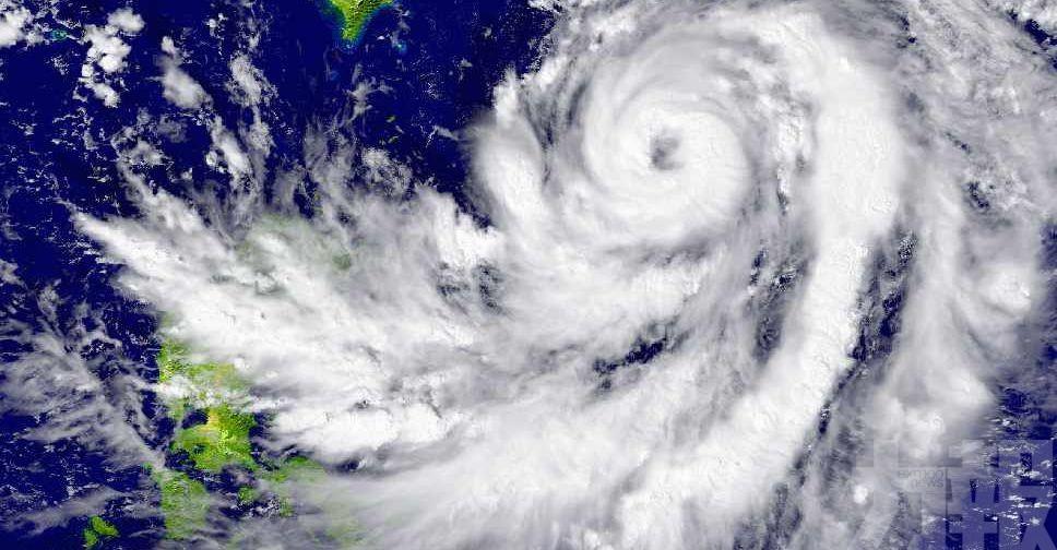 九州四國將狂風暴雨