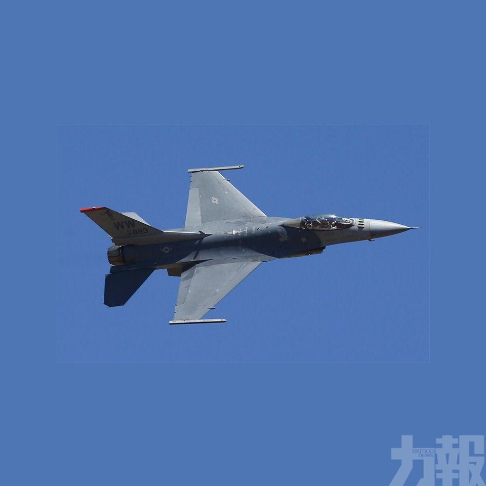 蔡英文:將提升台灣空軍戰力