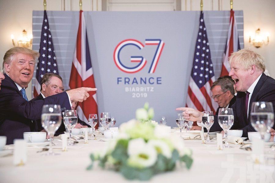 特朗普玩殘G7峰會