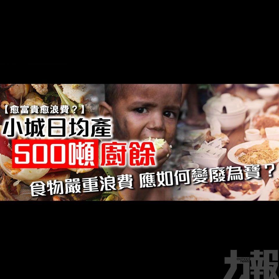 食物嚴重浪費 應如何變廢為寶?