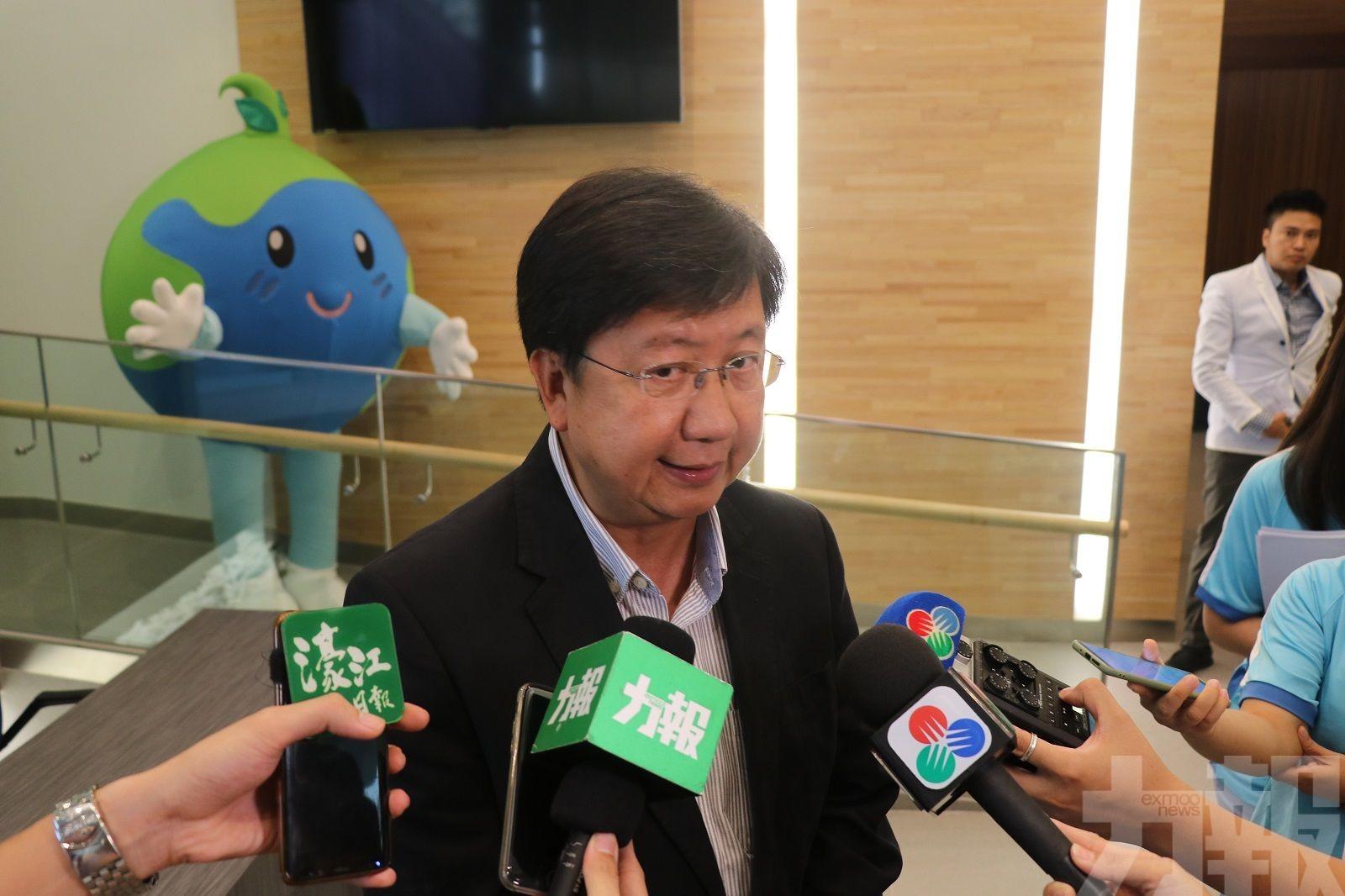 譚偉文:不會因《限塑法》增加人手執法