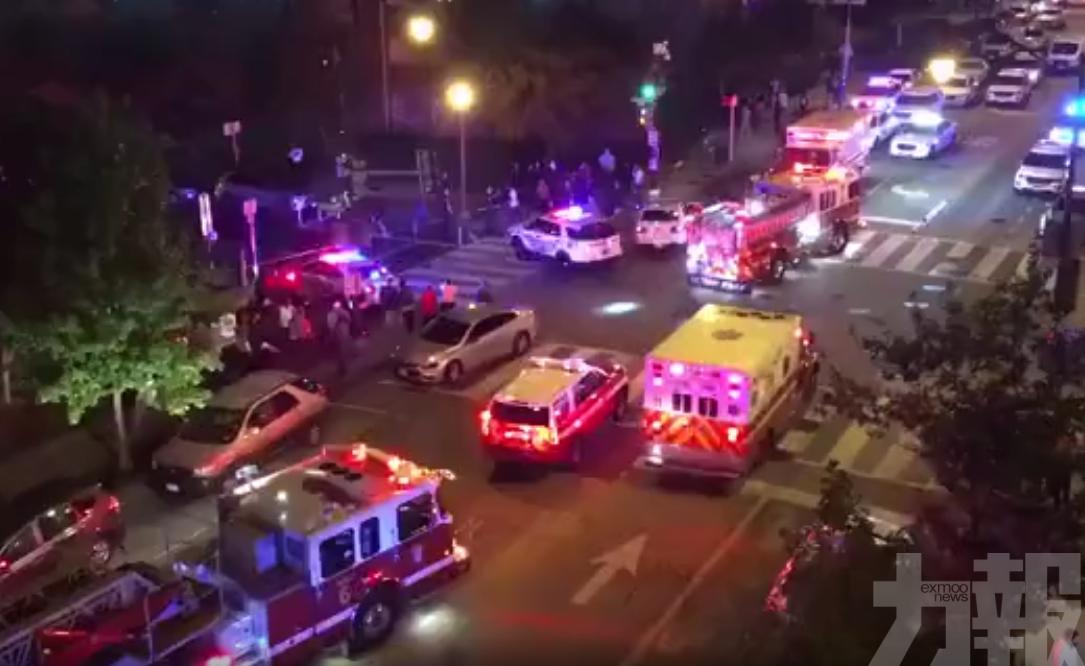 【傷亡未明】美華盛頓爆槍擊多人中槍
