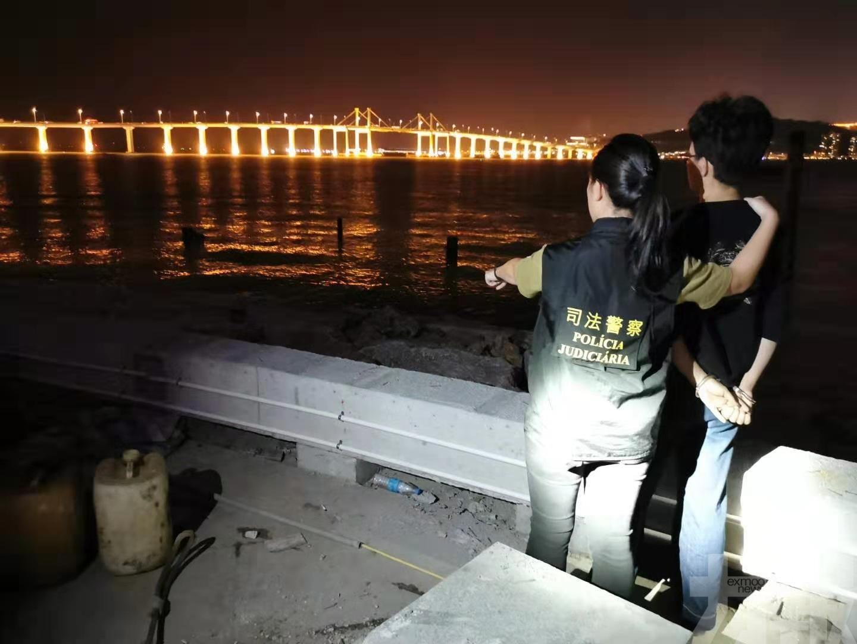 珠澳兩地警方聯手瓦解偷渡集團