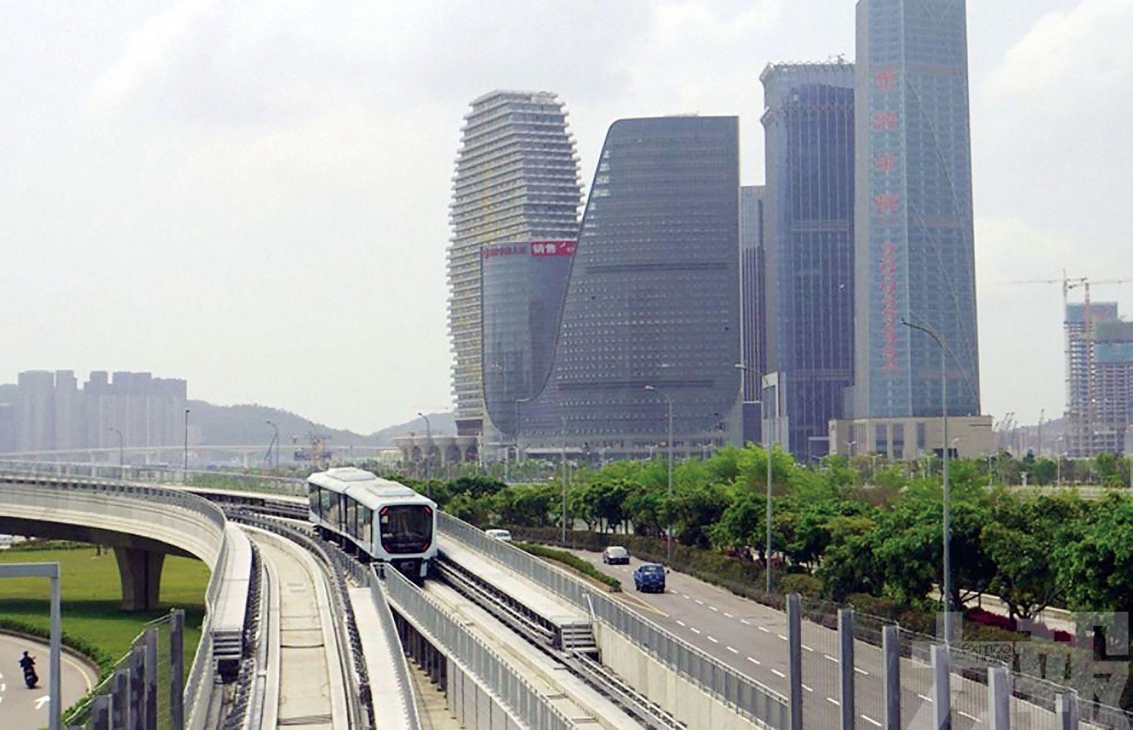 有意見指若接駁氹仔線 可分散客流紓緩交通壓力