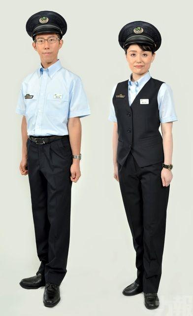 JR東日本制服將改為男女同款