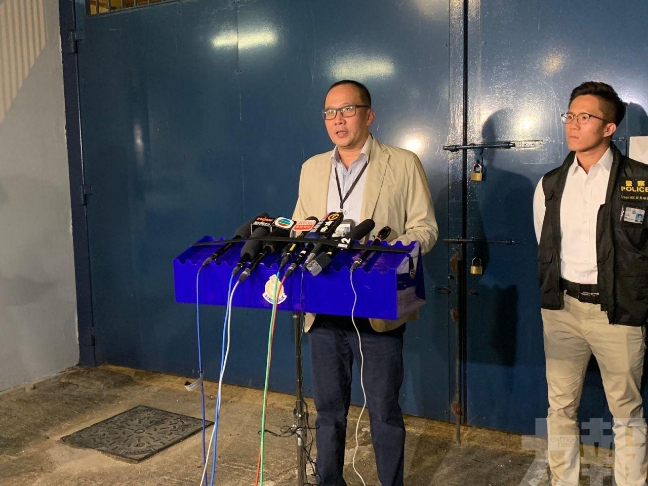 民陣岑子杰旺角受傷 警指屬預謀犯案