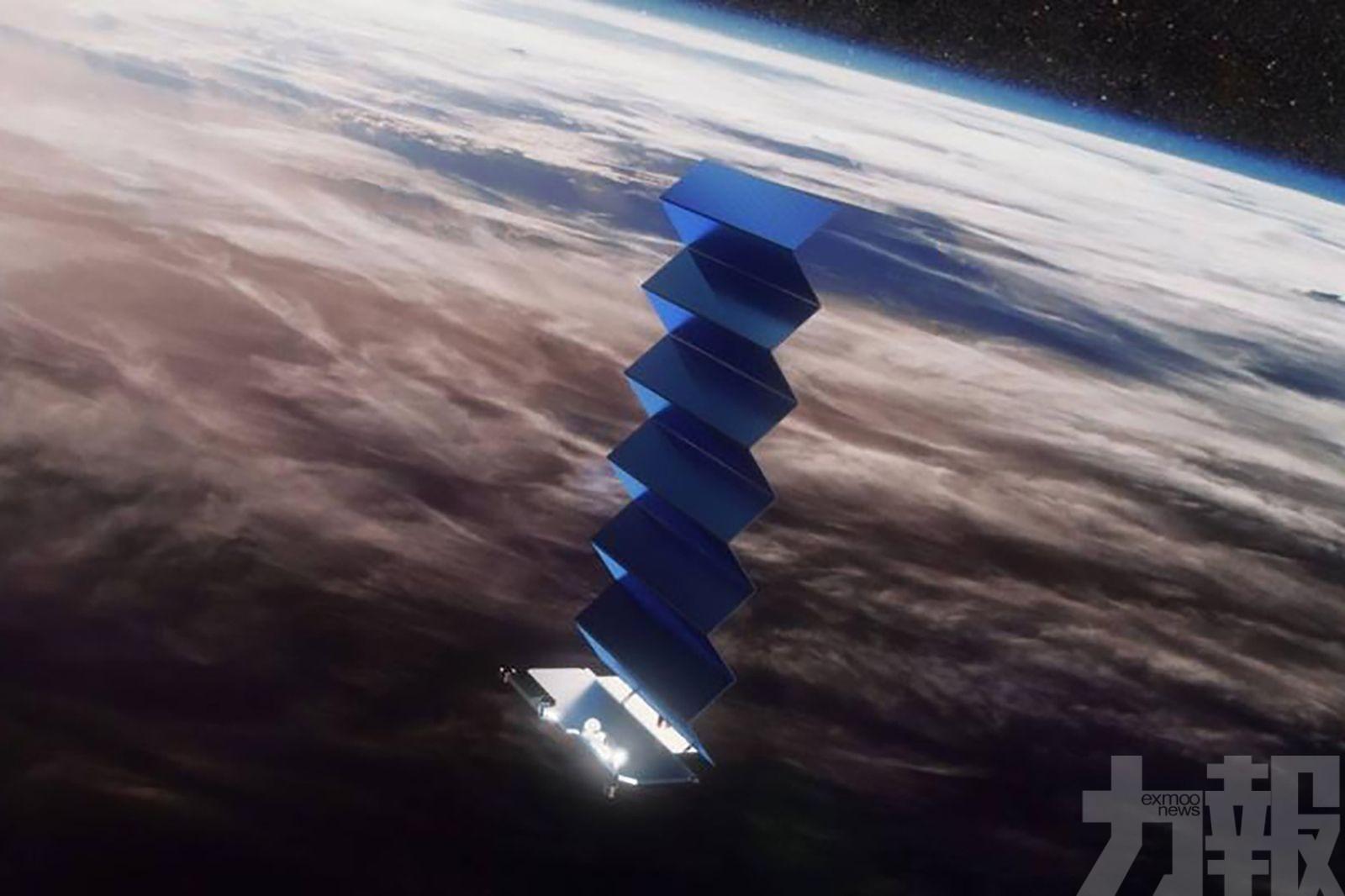 未來五年將搭建1.2萬顆衛星網絡