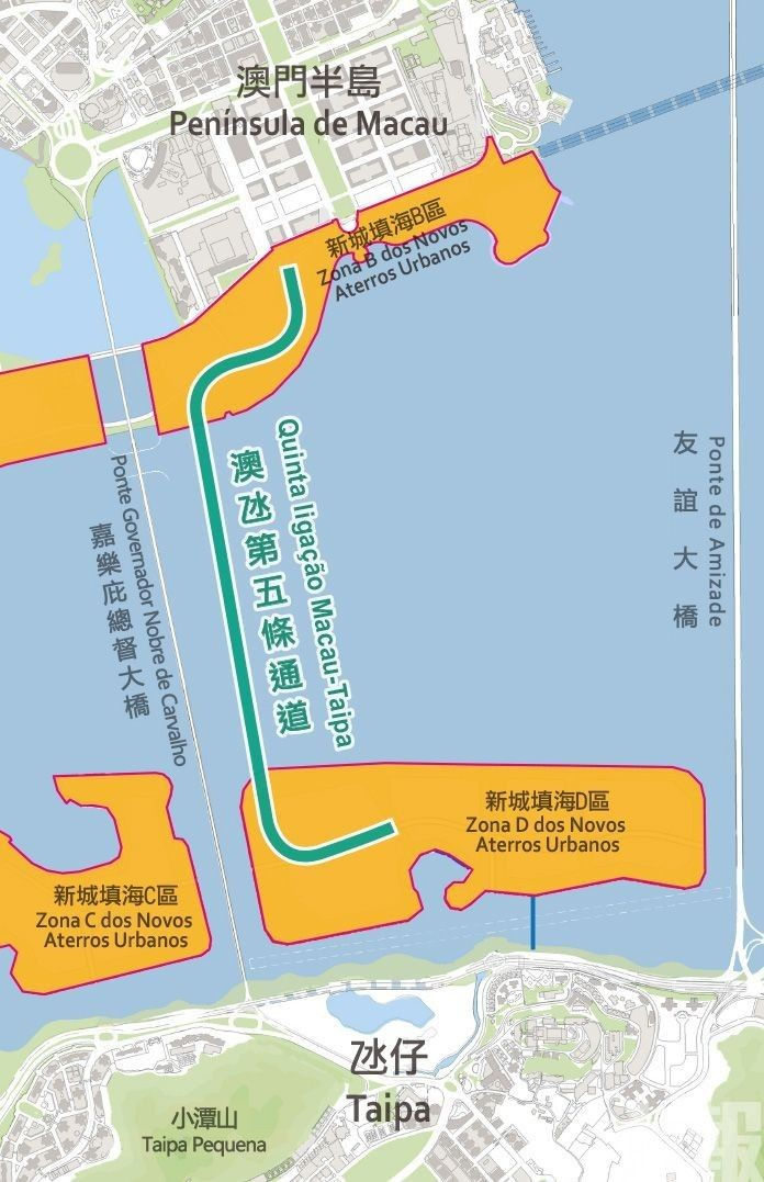 專家:隧道開掘或會衝擊沿海建築