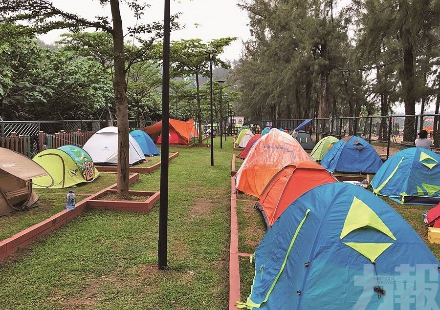 旅遊局:遊澳團體露營住宿並不違法