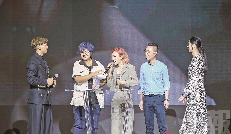 〈Here〉奪最佳MV 主唱程均揚高興獲認可