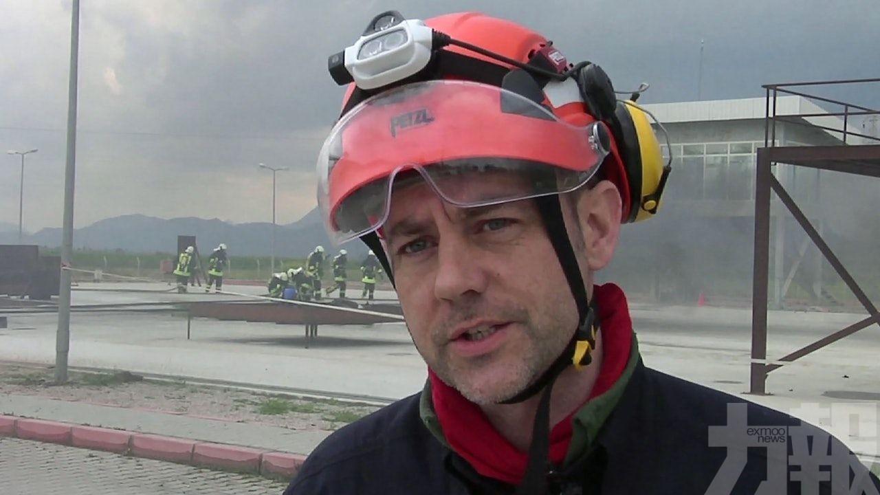 敘利亞「白頭盔」創辦人墮樓身亡