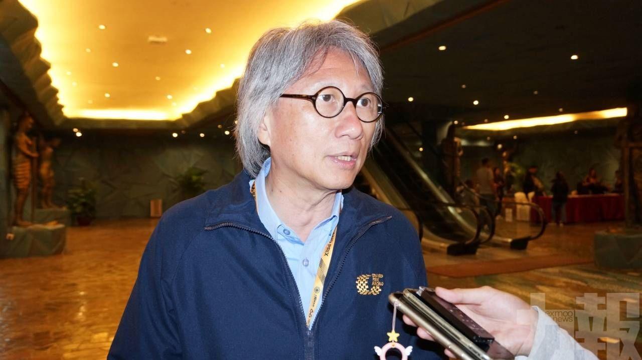 鍾國榮:今年賽道升級為二級跑道