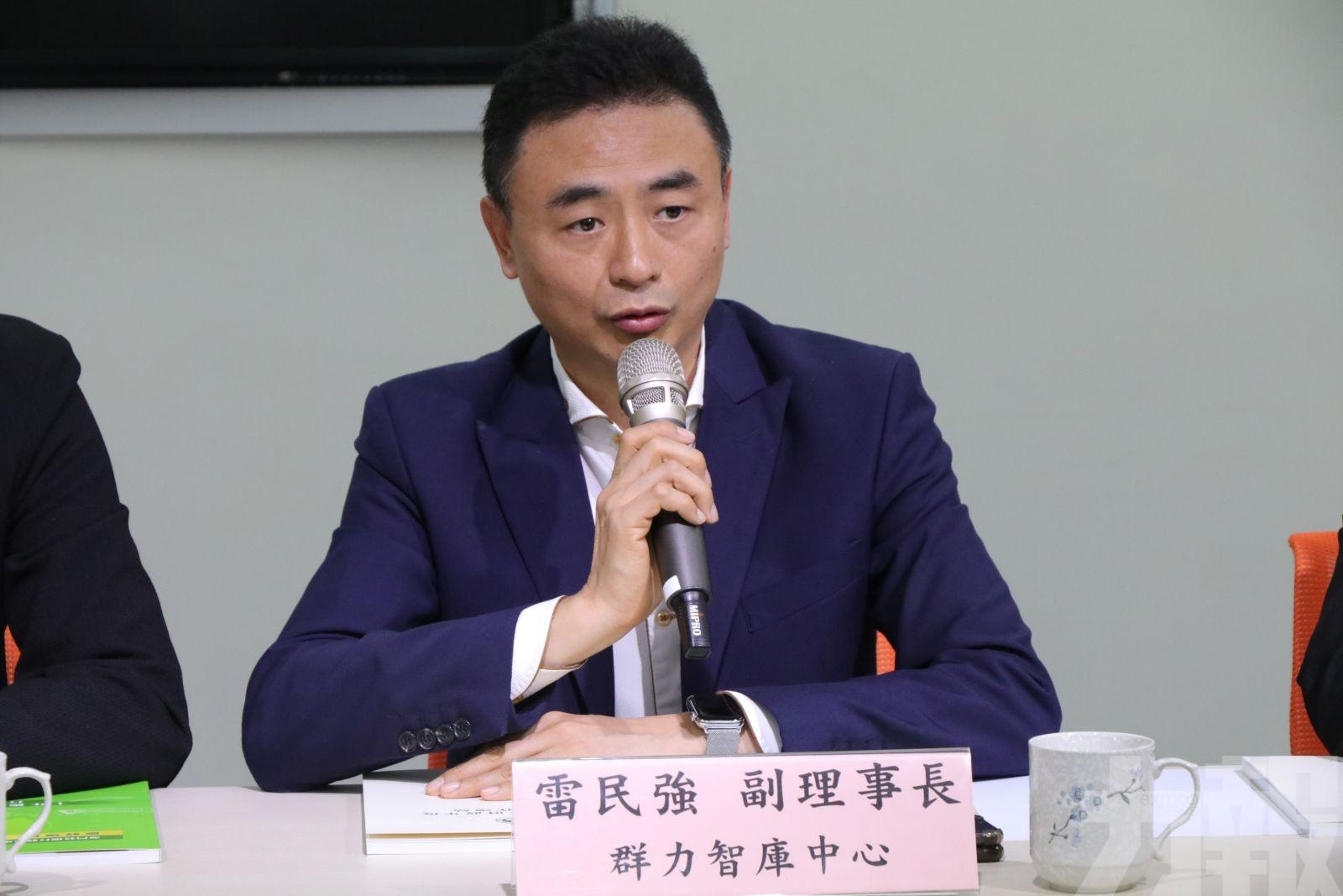 雷民強:博企續牌應承擔更多社會責任
