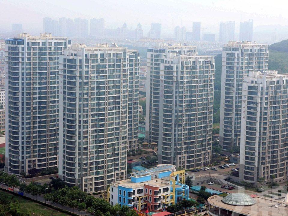 內地10月70城房價按年升幅放緩至7.8%