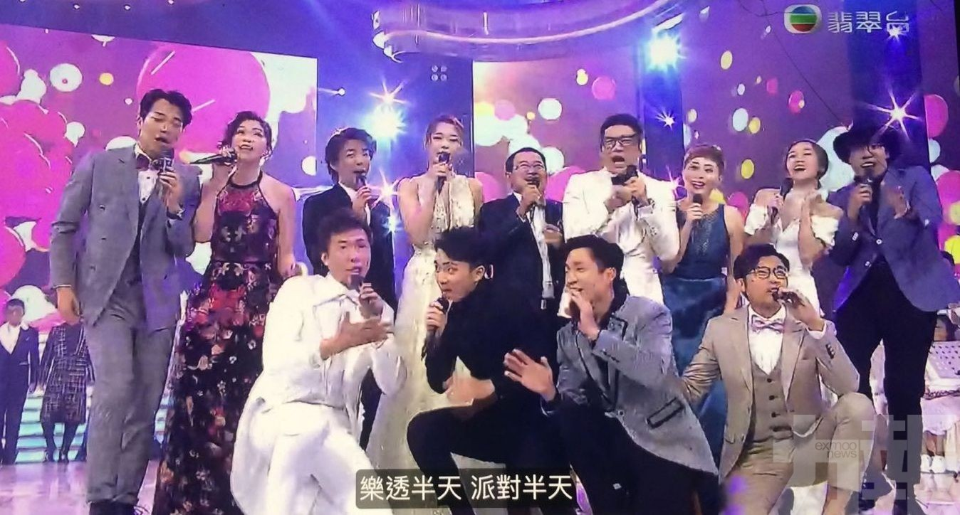 汪明荃鄭裕玲:發揮TVB初心