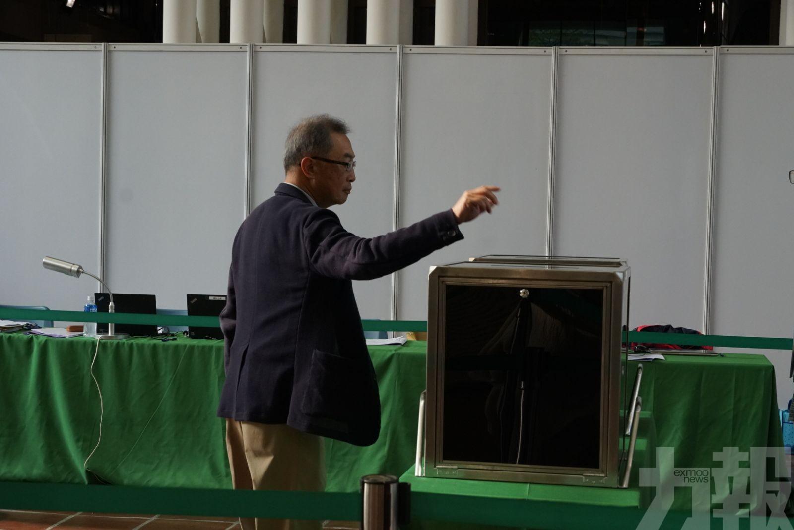 立法會工商金融界議席今舉行補選