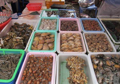 珠海多個批次海鮮檢出氯黴素