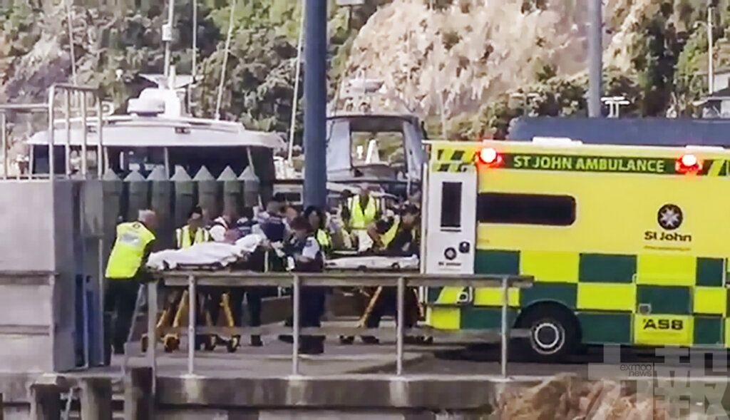 約20人受傷 有遊客失蹤