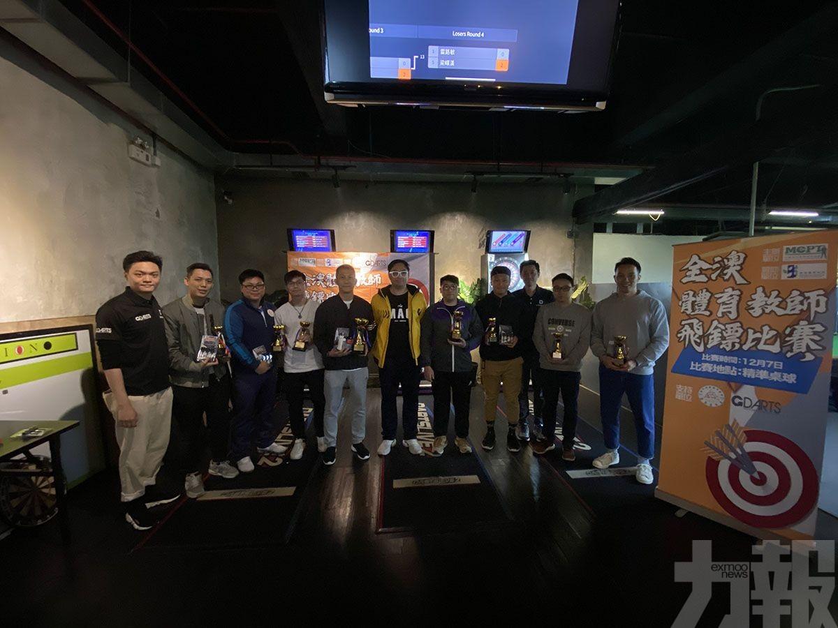 楊國良勇奪錦標