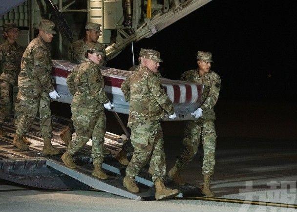 美軍停沙特學員訓練 指需安全審查