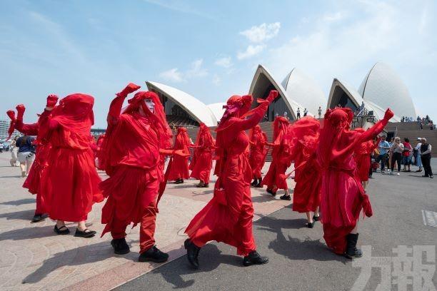 澳洲全國平均氣溫40.9攝氏度