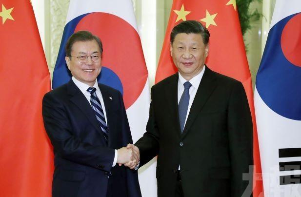 中韓應深化和發展戰略合作夥伴關係