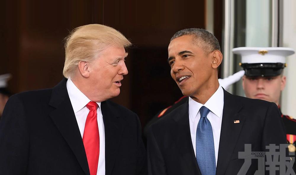 特朗普首度躋身美最受尊敬男性首位