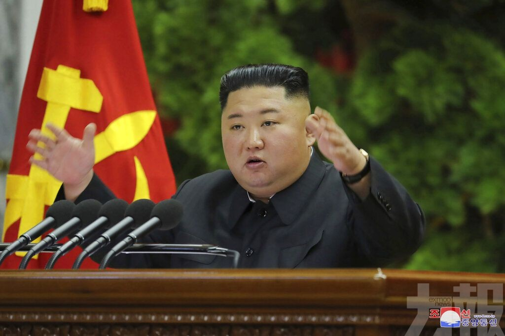 金正恩宣布將推新戰略武器