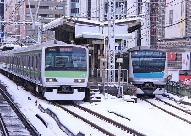 【遊日注意】東京現2020年初雪