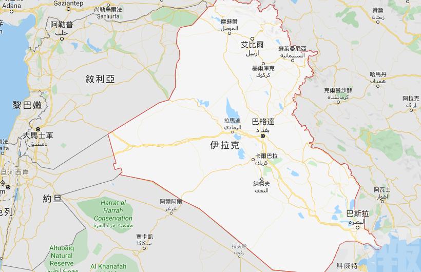 美駐巴格達使館附近發生爆炸