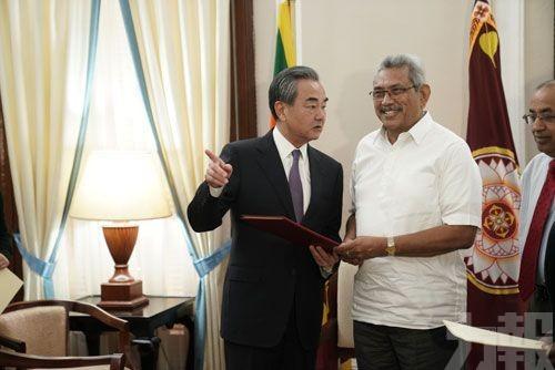 中方願與斯新政府加強各領域務實合作