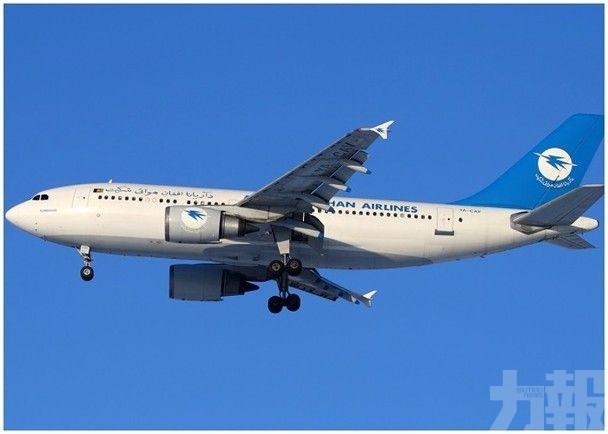 阿富汗一架載83人客機墜毀