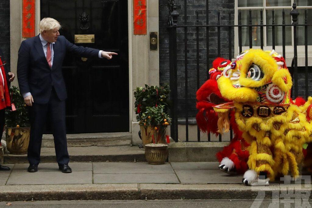 英國有限度允許華為參與5G建設
