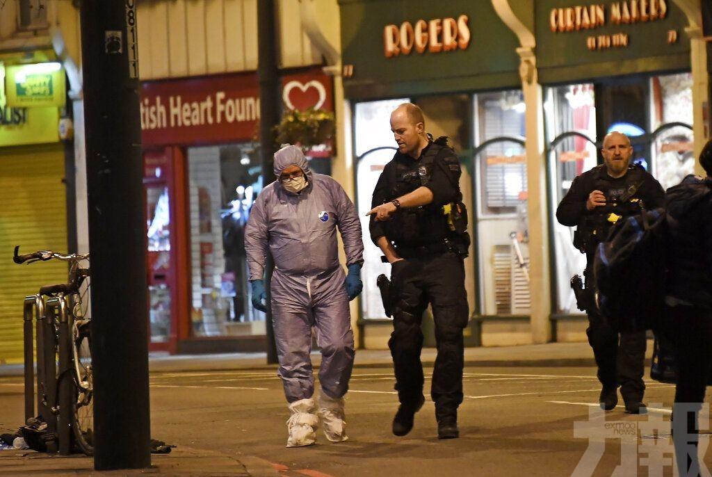 英國男子刺傷2人後被擊斃