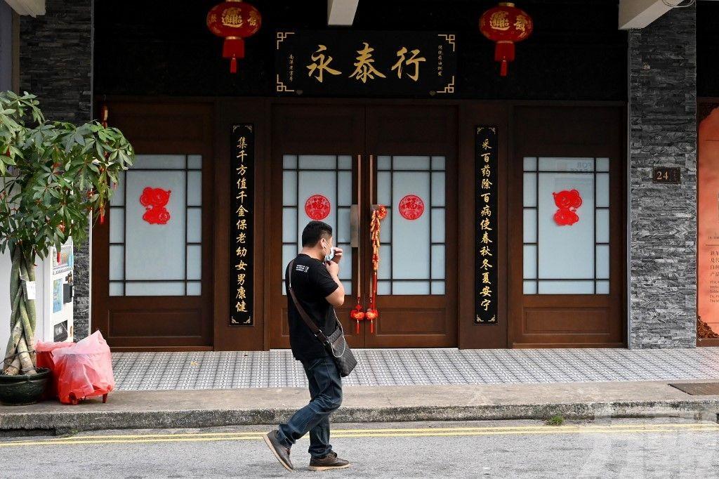 新加坡出現本土感染 4病患未到中國