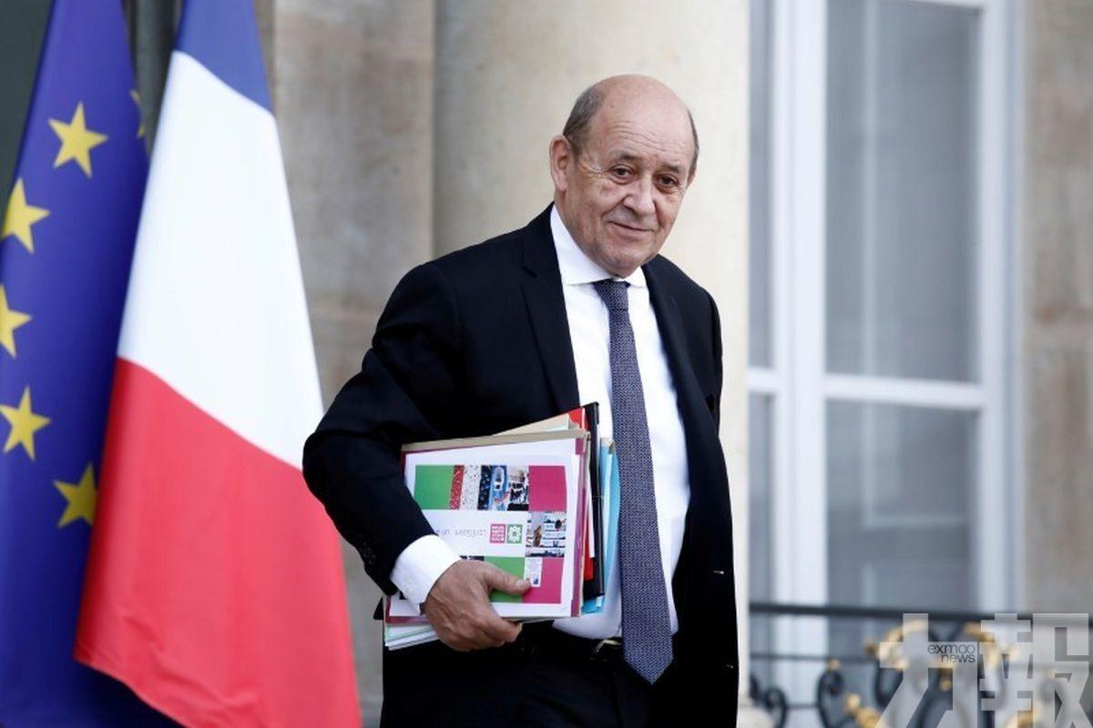法外長:歐英談判或將成「手撕戰」