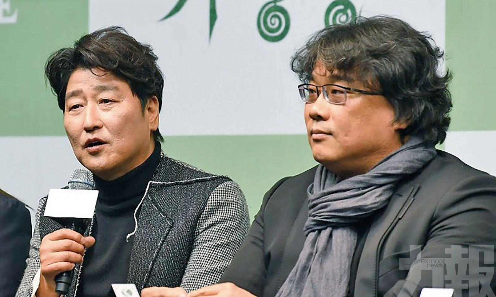 奉俊昊透露準備兩部新片