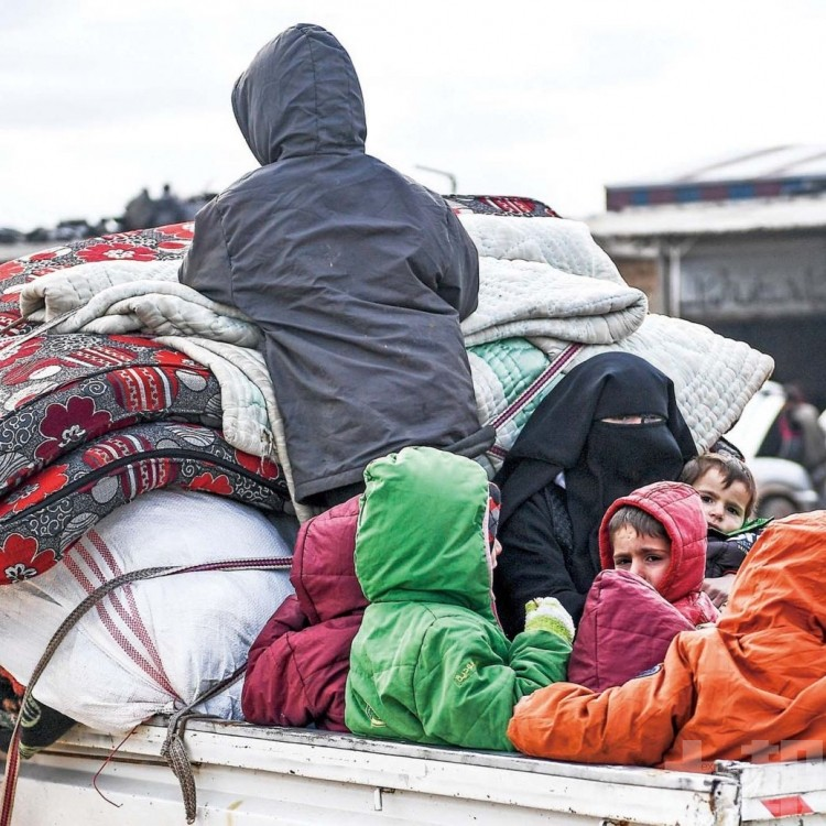 聯合國:嬰孩死於寒冬天