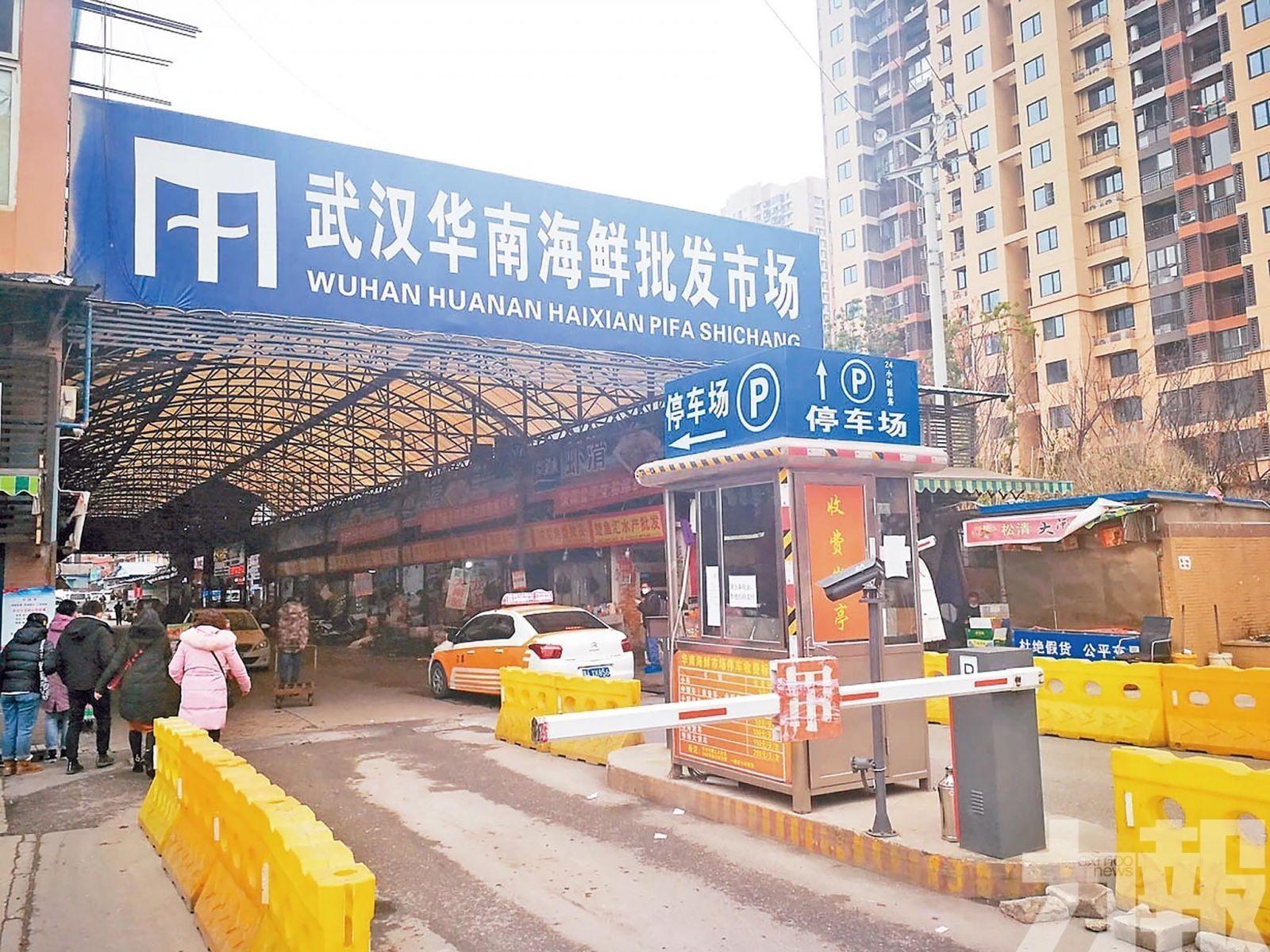 華南海鮮市場並非新冠病毒發源地