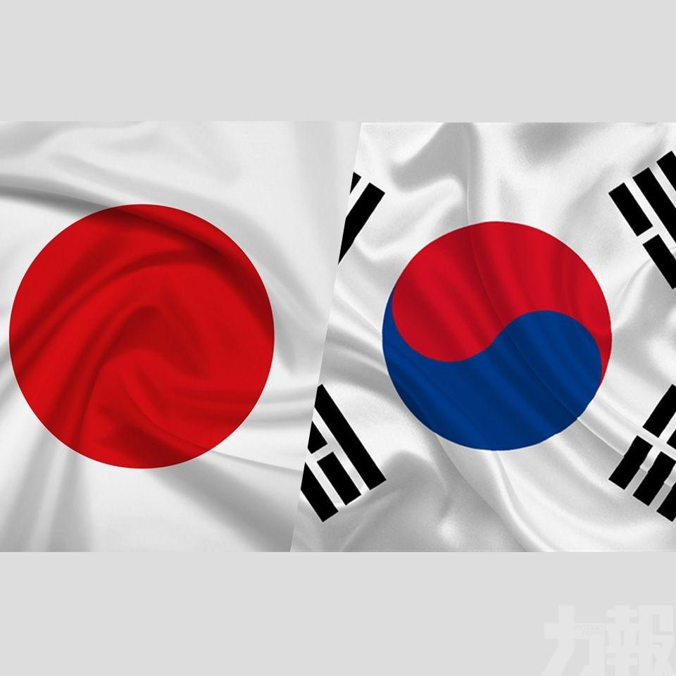 台灣提升對日韓旅遊警示 籲加強防護