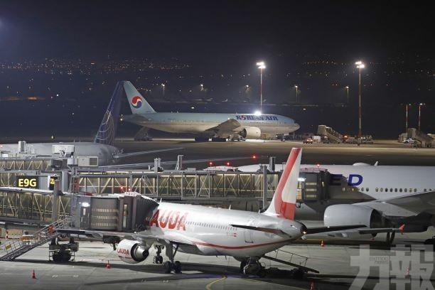 韓國一客機原路返回首爾