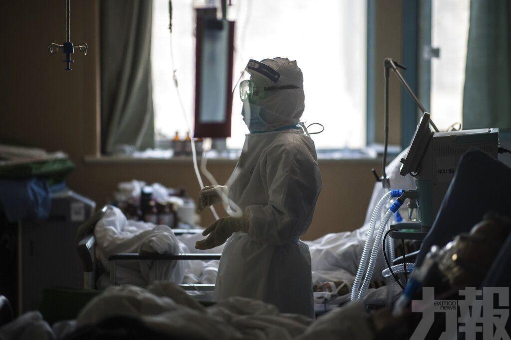 內地昨新增409例 死亡150例