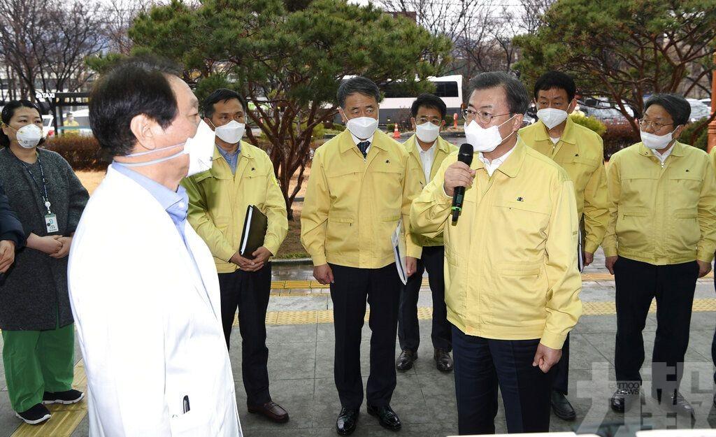 韓國大邱副市長秘書確診