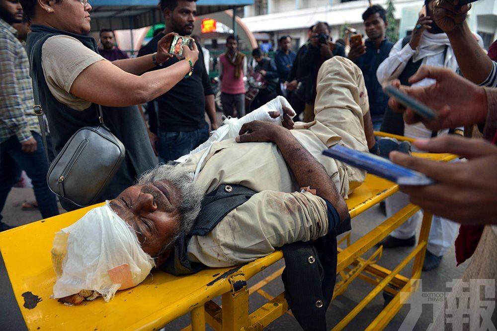 印度首都地區騷亂至今13死逾150人傷