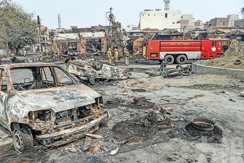 印度爆血腥示威至少20死