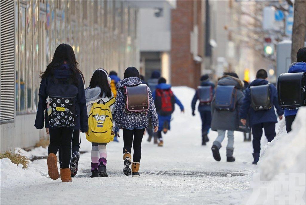 日本中小學及特殊教育3月2日起停課