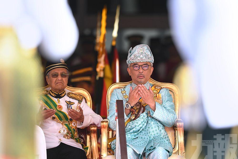 馬國元首:委任總理不能再拖