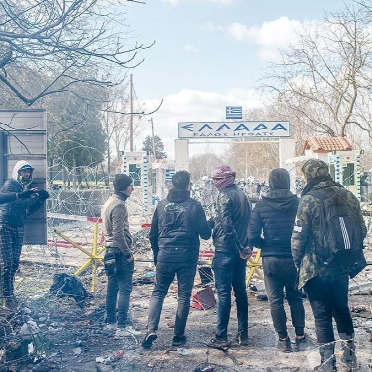 土耳其「開閘」70,000難民挺進歐洲