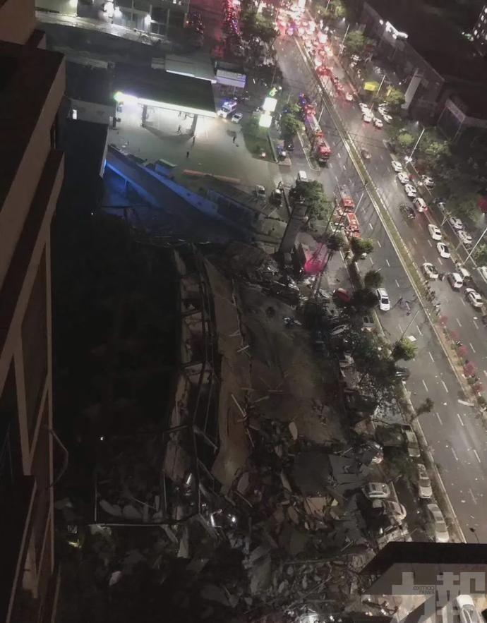 泉州酒店倒塌增至18死 仍有12人失蹤